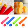 4pcs Silicone Push Up Stick Ice Cream Yogurt Jelly Lolly Maker Mould;