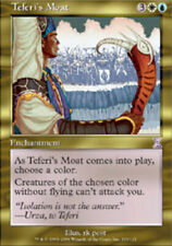 4 Teferi's Moat ~ Lightly Played Timeshifted 4x x4 Playset UltimateMTG Magic Mul