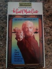 The Count of Monte Cristo - (VHS, 1992)