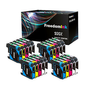 XXL Druckerpatronen kompatibel für Brother LC223 LC225 MFC-J480DW MFC-J5320DW...