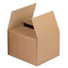 Single Wall Cardboard Box 254x155x133mm / Pack of 25