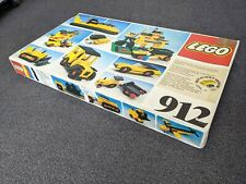 LEGO Baukasten 912 mit Elektromotor (Funktion getestet)