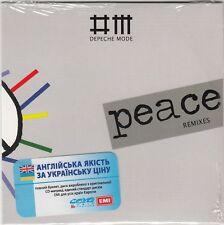 DEPECHE MODE*PEACE*UKRAINE*CD*STICKER*SEALED*6 TRACKS*LCDBONG41