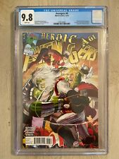 Avengers #6 * 1st Azari Black Panther * 9.8 CGC, only 12 exist * Heroic Age 2010