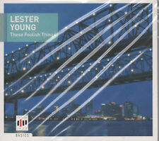 Lester Young - These Foolish Things CD NEU Oh, Lady Be Good Roseland Shuffle