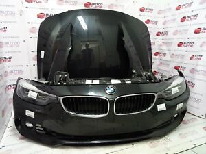 BMW F32 LED LCI AHL Front Frontpaket Kühlerpaket Scheinwerfe Headlights Radiator