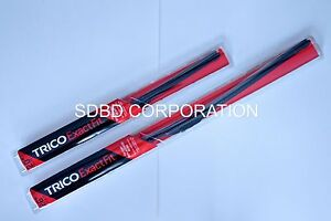 Trico Exact Fit Beam Style Wiper Blades Part# 26-15B 20-15B set of 2