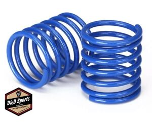Traxxas 8362X - Shock Springs, 3.7 Rate, Blue
