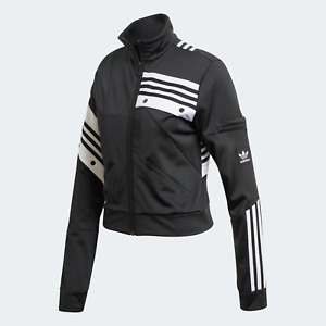 adidas Originals Women's Danielle Cathari street-ready track top black