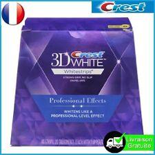 Blanchiment dentaire CREST 3D WHITE