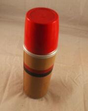 Vintage Thermos Brand Container Thermos Wood Cork Retro