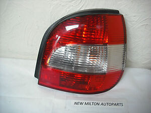 RENAULT SCENIC MK1  O/S  REAR LIGHT LAMP RIGHT DRIVERS SIDE  1999-2003