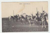 Marokko - 1914, AK [Cavaliers Marocains / Marokkanische Reiter] !!!