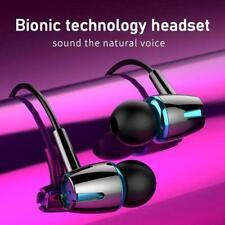 Universal In-Ear Stereo Earbuds Earphone For Cell U Headset Phone Headphone N7F3