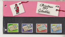 Gibraltar Presentation Pack 1991 CHRISTMAS CAROLS SG 664-667