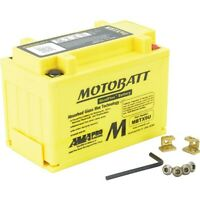 Motobatt Battery For Honda DN-01 680cc 09-13