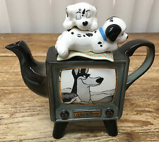 Disney Showcase Character Teapot 101 Dalmatians TV Cardew Design LE 1997 RARE