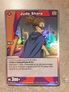 Carte Inazuma Eleven Jude Sharp