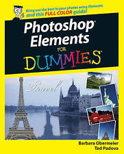 Photoshop Elements 6 For Dummies by Ted Padova, Barbara Obermeier (Paperback,...