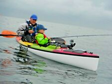 KAYAK FISHING ROD & REEL,  SEA FISHING, SURFING, TRAVEL, DINGHY, KAYAK, BOAT