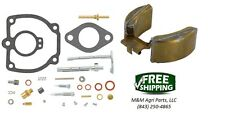 Complete Carburetor kit & Float IH Farmall 300 350 Tractor IH Carb 361525R92