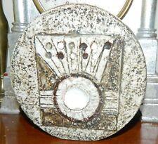 VINTAGE 1970s TROIKA Pottery Small Wheel Vase by Avril Bennett