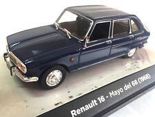 Renault 16 Mayo del 68 1/43 IXO Salvat Diecast