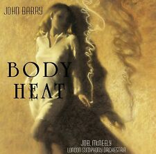 Body Heat (LSO conducted by Joel McNeely) (John Barry) (CD)