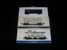 N Scale Trains - SOUTH PACIFIC - 3 IN TOTAL - IN BOXES