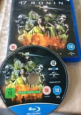 Leaning Reeves's 47 Ronin (Blu-ray 2014) 1-Disc - Nearly New Region Free