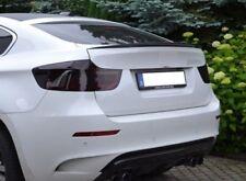 Carbon Spoiler Heckspoiler Abrisskante Hecklippe passend für BMW X6 X6M E71