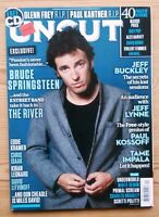 UNCUT #227 APR 2016 BRUCE SPRINGSTEEN JEFF BUCKLEY JEFF LYNNE IGGY POP SCRITTI