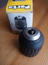 Porta LD10F38R. Professional Keyless Drill Chuck- 1.8-10mm -1/32-3/8. made in UK