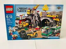 New LEGO City 4204 The Mine Retired Factory Sealed Free Shipping!