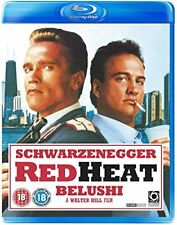 Red Heat [Blu-ray] [DVD][Region 2]