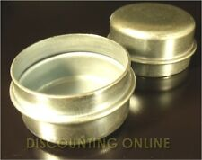 2 PACK CASTER WHEEL GREASE CAPS FITS EXMARK 1-543513 LAZER Z HP TRACER 1543513