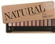 IDC Color Make Up eyeshadow palette NATURAL 12 colors RRP €45.00