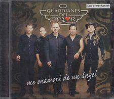 Guardianes Del Amor Me Enamore De Un Angel CD New Nuevo Sealed