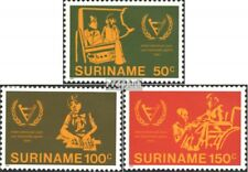 Suriname 954-956 (complete issue) unmounted mint / never hinged 1981 Behinderten