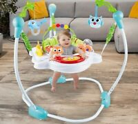 LittleStars Baby Jumperoo Musical activity jumping bouncer Music Lights  4 M+