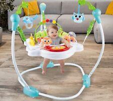LittleStars Baby Jumperoo Musical activity jumping bouncer Music Lights  4 M+