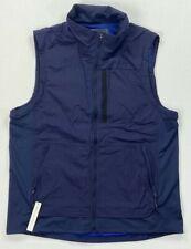 Nike 'Tech Pack' Men's FullZip VEST Size Large (Standard Fit) Color Blue