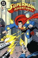 BATMAN und SUPERMAN Adventures Nr.1 Variantcover ( DINO )