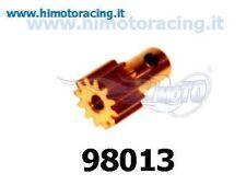 PIGNONE MOTORE  DA 12 DENTI MODELLI 1/8 FORO MOTOR GEAR 12T 98013 HIMOTO