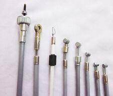 Vespa Cable Set housing PX P Stella P200e PX150 Px200 Cables Gear Brake Clutch