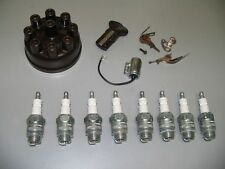 Tune Up Kit & 18mm Spark Plugs 30 31 32 33 Hudson 8cyl NEW 1930 1931 1932 1933
