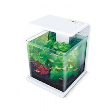 SR Aquaristik Deco-Fish/Reef Nano Tank 15 - White