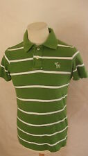 Polo Abercrombie & Fitch Vert Taille S à - 53%