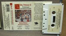 JOEMY WILSON Traditional Christmas cassette tape Gifts 2 hammered dulcimer 1987