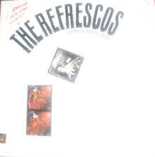 """THE REFRESCOS - SIMPATIA POR EL DEBIL LP 12"""" SPAIN 1991"""